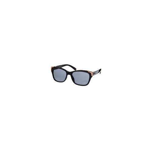 Minkpink Naughty Corner Square Sunglasses - Black and gold