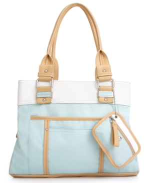 Tyler Rodan Handbag, Tulip Triple Entry Satchel