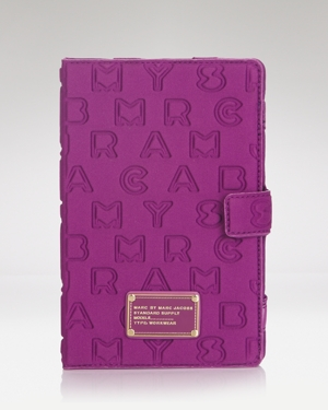 MARC BY MARC JACOBS Tablet Case - Dreamy Logo
