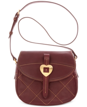Dooney & Bourke Handbag, Quilted Florentine Flap Crossbody