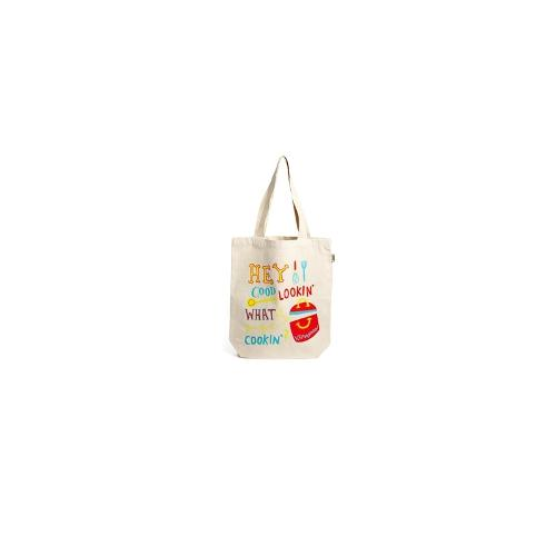 Talented Totes Good Lookin' Shopper Bag - Cream