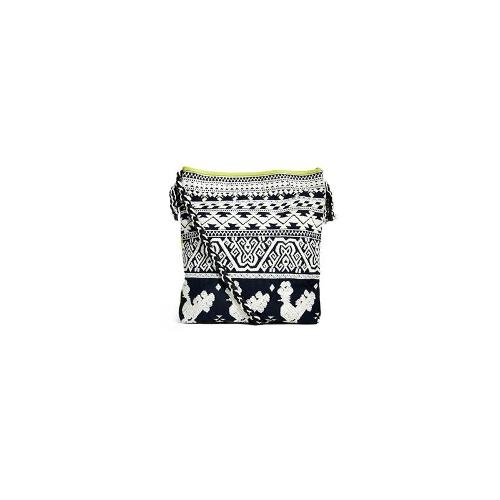 Star Mela Remi Embroidered X-Body Bag - Multi