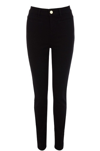 Highwaisted Jade Skinny Jeans