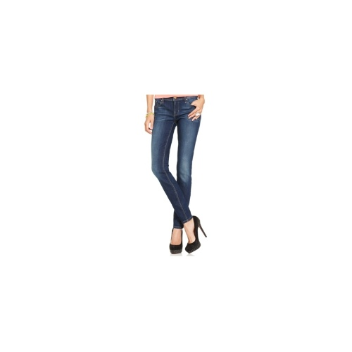 XOXO Juniors Jeans, Skinny Medium Wash