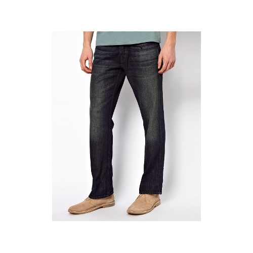 Jeans True Icon Straight Leg