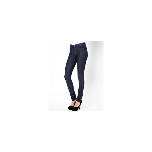 Vila Dark Denim Skinny Jean