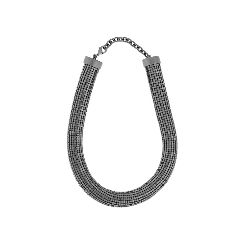 Reiss Chantal CHUNKY TUBE NECKLACE