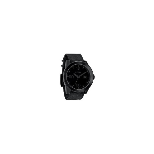 Nixon Mens Watches Canvas Watches - Corporal Watch By Nixon