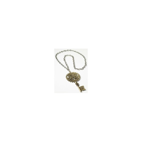 Victorian Steampunk Key Necklace