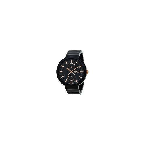 Rip Curl Womens Watches - New Rip Curl Women's The Futurist Acetate Watch Fitted Wristwatch Black Size One Size
