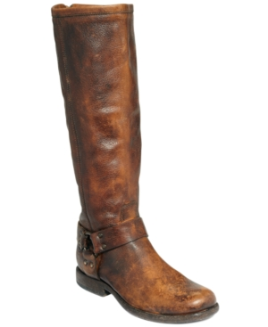 Frye Women's Shoes, Phillip Harness Boots Women's Shoes