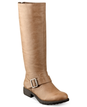 Pink and Pepper Boots, Cleo Wide Calf Boots Women's Shoes