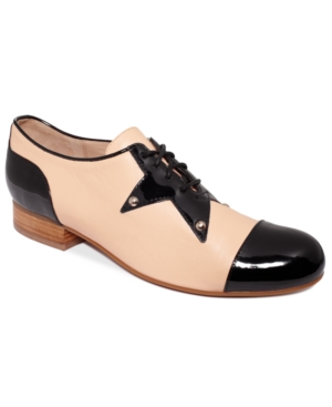 Love Moschino Shoes, Sirio Oxfords Women's Shoes