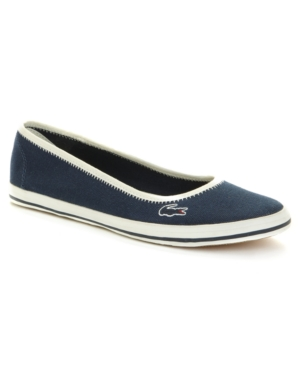 Lacoste Women's Shoes, Marthe 4 Skimmer Sneakers Women's Shoes