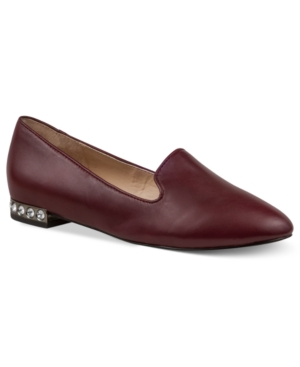 Modern Vice Shoes, Essex Smoking Flats Women's Shoes