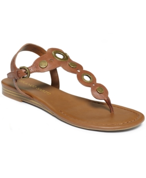 Franco Sarto Shoes, Grind Thong Sandals Women's Shoes