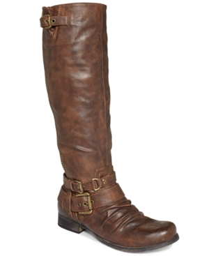 Carlos by Carlos Santana Boots, Hanna Tall Shaft Boots Women's Shoes