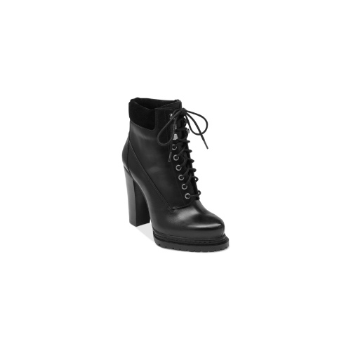 BCBGeneration Boots, Martins High Heel Combat Booties Women's Shoes