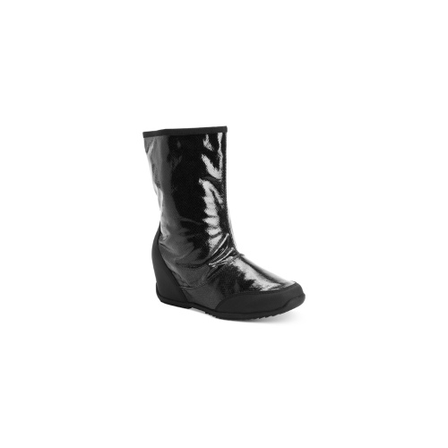 Sporto Women's Boots, Sarah Faux-Fur Wedge Boots Women's Shoes