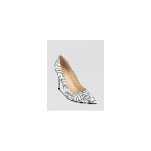 IVANKA TRUMP Pointed Toe Pumps - Carras High Heel