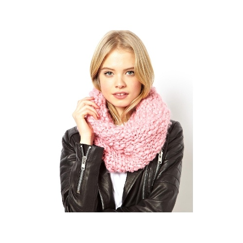 Chunky Hand Knitted Snood