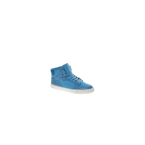 Supra Vaider Turquoise High Top Trainers
