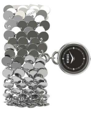 Versus by Versace Watch, Women's Lights Stainless Steel Bracelet 22mm SGD02 0012