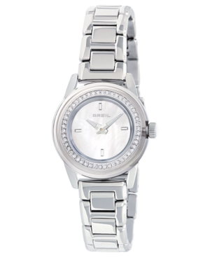 Breil Watch, Women's Orchestra Stainless Steel Bracelet TW1002