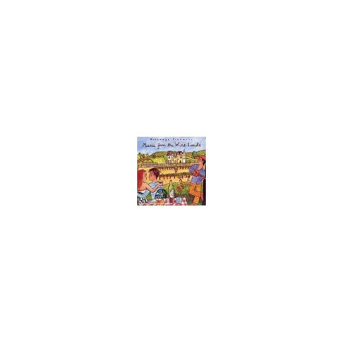 Putumayo Presents: Music from the Wine Lands - CD