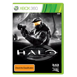 Xbox 360 Halo: Combat Evolved Anniversary Edition