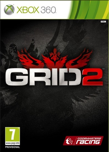 GRID 2 II (MICROSOFT XBOX 360) GAME
