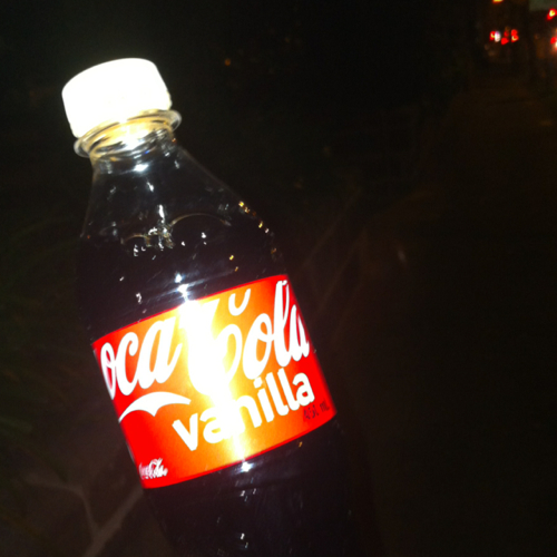 Vanilla Coke 450mL