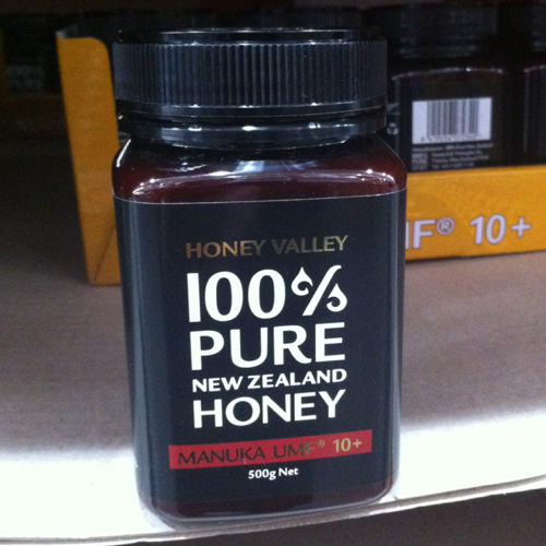 Honey Valley 100% Pure New Zealand Honey 500g
