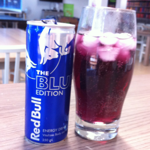 Red Bull - The Blue Edition - Blueberry