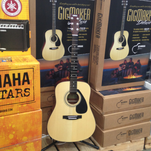 Gigmaker Deluxe Acoustic Guitar