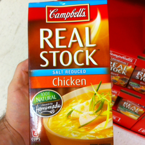 Campbells Real Stock