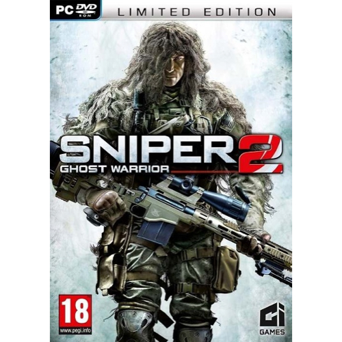 Sniper Ghost Warrior 2 II LIMITED (PC) GAME