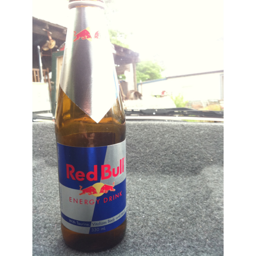 Red Bull 330mL bottle
