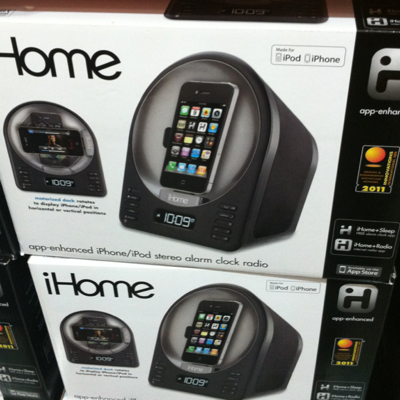 iHome iPod Dock