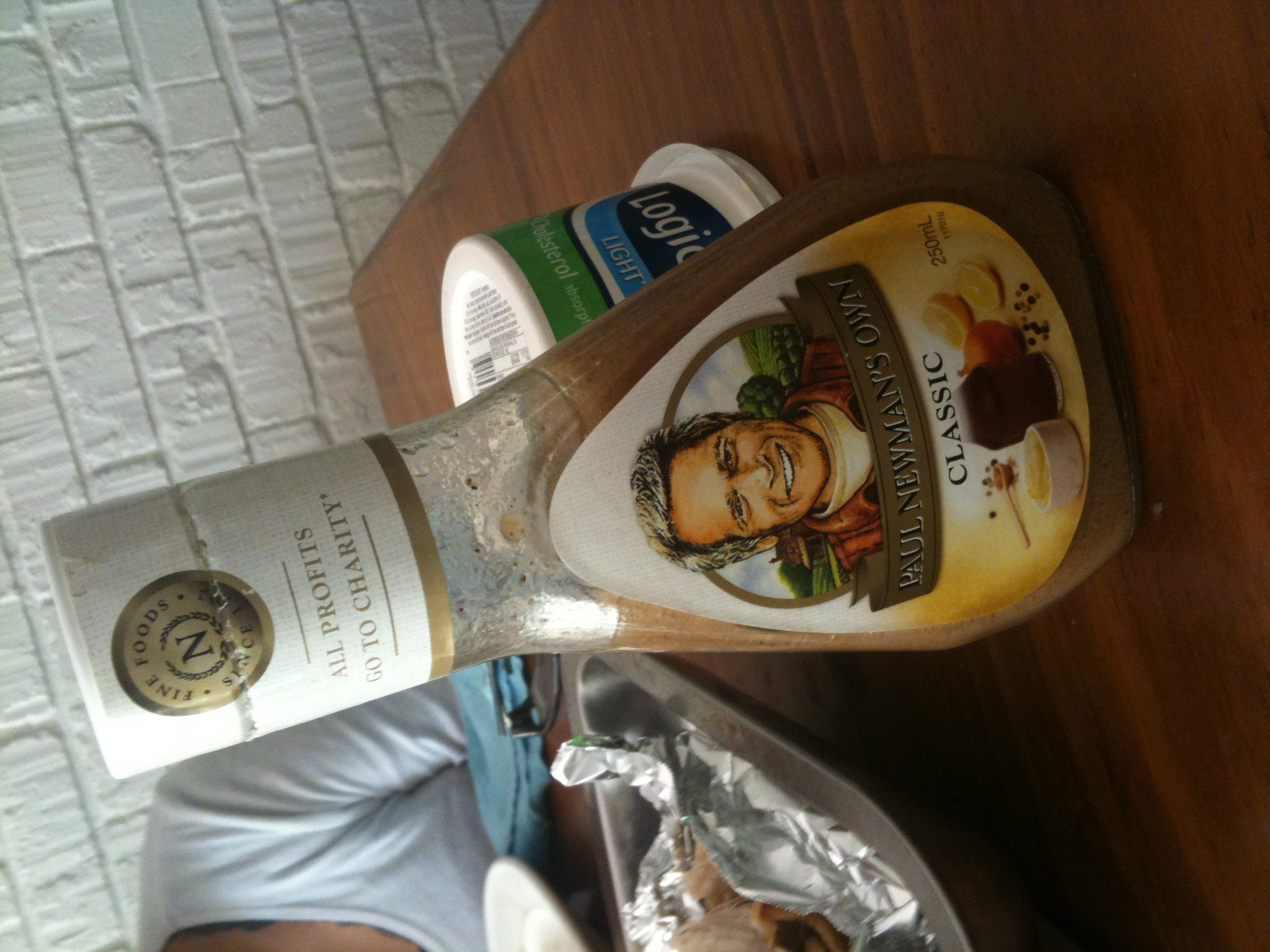 Paul Newman's Own Classic Salad Dressing 250mL
