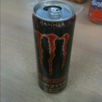 Xpress Monster Coffee Energy