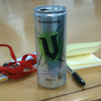 V Guarana Energy Drink