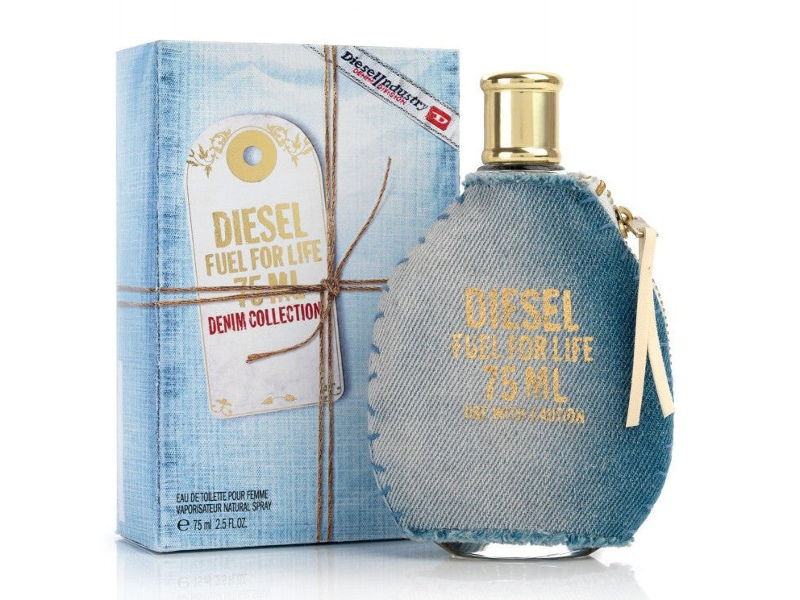 Diesel Fuel For Life Denim 75ml EDT