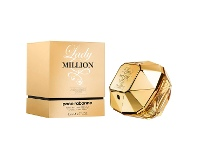 Perfume NZ Lady Million Absolutely Gold 80ml Pure Perfume