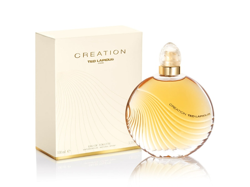 Creation Perfume by Ted Lapidus 100ml EDT