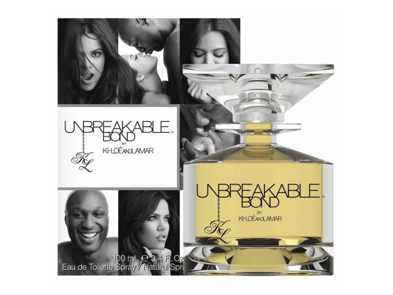 Unbreakable Bond by Khloe and Lamar 100ml EDT