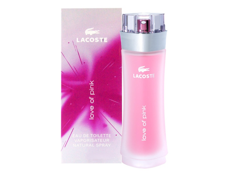 Love Of Pink by Lacoste 90ml EDT