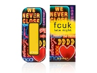 Perfume NZ FCUK LATE NIGHT for Her 100ml EDT