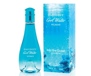 Cool Water Into The Ocean by Davidoff 100ml EDT