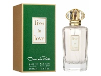 Perfume NZ LIVE IN LOVE by OSCAR DE LA RENTA 100ml EDP